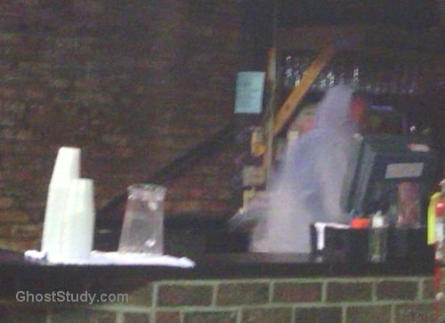 ghost spirit in bar haunted