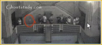 Captured On Queen Mary Cam